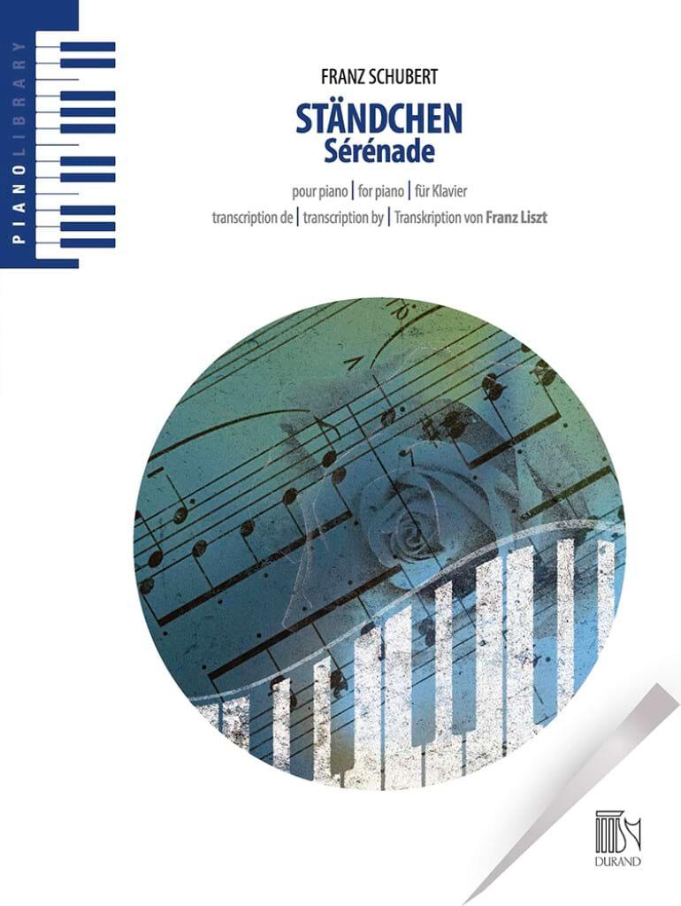 Sérénade - SCHUBERT - Partition - Piano - laflutedepan.com