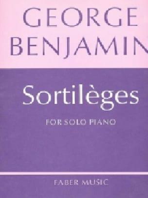 Sortilèges - George Benjamin - Partition - Piano - laflutedepan.com