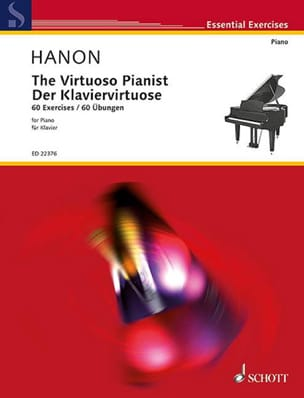 Le Pianiste Virtuose HANON Partition Piano - laflutedepan