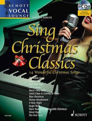 Sing Christmas Classics Partition Pour enfants - laflutedepan