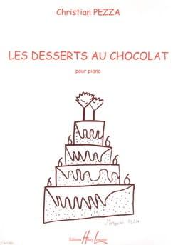 Les Desserts Au Chocolat Christian Pezza Partition laflutedepan