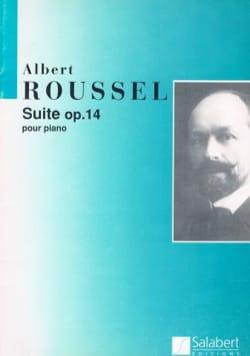 Suite Opus 14 - ROUSSEL - Partition - Piano - laflutedepan.com