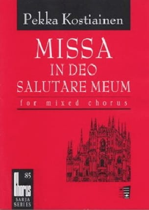 Missa In Deo Salutare Meum - Pekka Kostiainen - laflutedepan.com