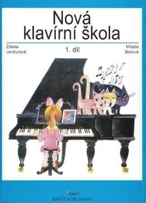 Nova klavirni Skola. Volume 1 - laflutedepan.com