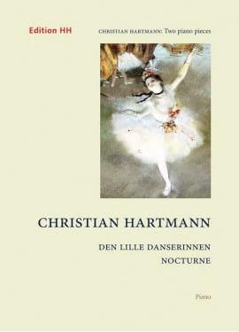 2 Pièces - Chrisitan Hartmann - Partition - Piano - laflutedepan.com