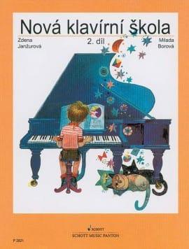 Nova klavirni Skola. Volume 2 laflutedepan