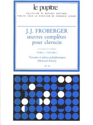 Oeuvres Complètes pour Clavecin. Tome 2 Volume 1 laflutedepan
