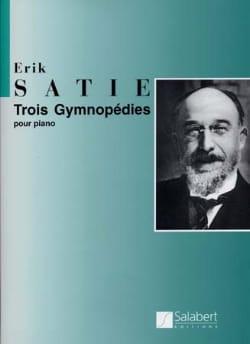 Trois Gymnopédies SATIE Partition Piano - laflutedepan