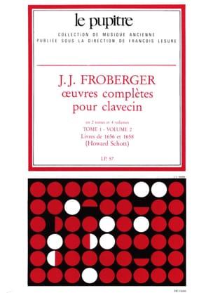 Oeuvres Complètes pour Clavecin. Tome 1 Volume 2 laflutedepan