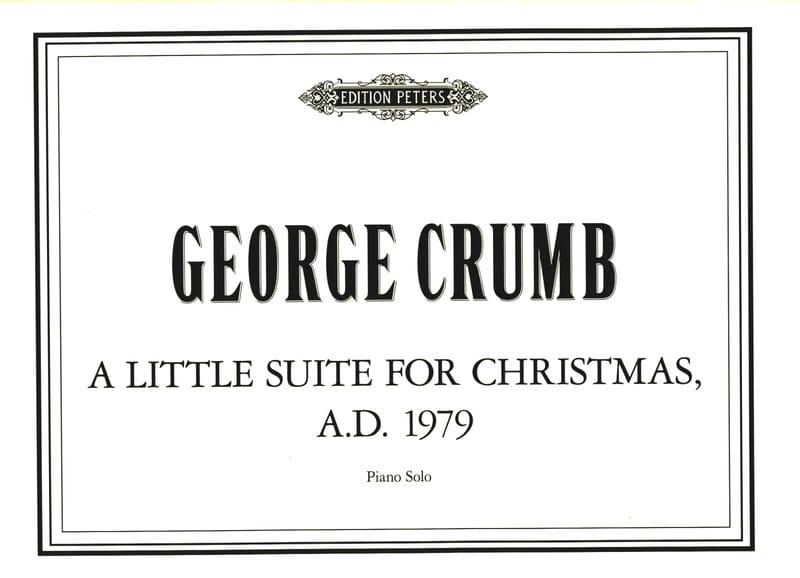 A Little Suite For Christmas A. D. 1979. - laflutedepan.com