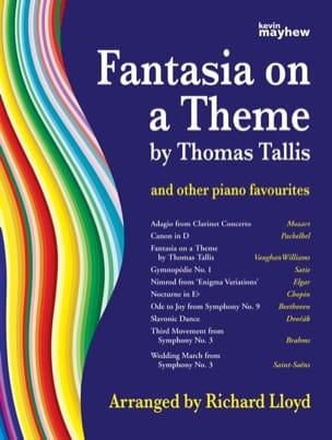 Fantasia on a Theme by Thomas Tallis and other piano favourites laflutedepan