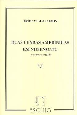 2 Lendas Amerindias Em Nheengatu - VILLA-LOBOS - laflutedepan.com