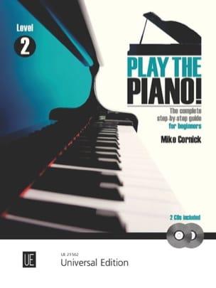 Play The Piano Volume 2 Mike Cornick Partition Piano - laflutedepan