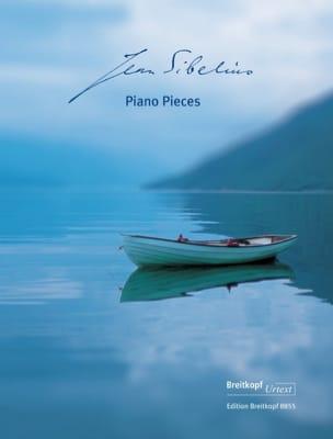 Piano pieces SIBELIUS Partition Piano - laflutedepan