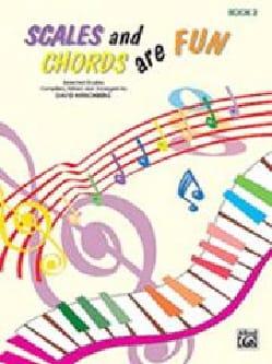 Scales And Chords Are Fun Volume 2 David Hirschberg laflutedepan