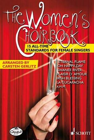 The Women's Choir Book Partition Chœur - laflutedepan
