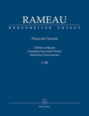 Jean-Philippe Rameau - Ilustraciones de teclado - Partition - di-arezzo.es