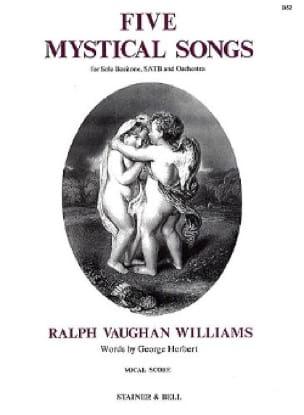 5 Mystical Songs - WILLIAMS VAUGHAN - Partition - laflutedepan.com