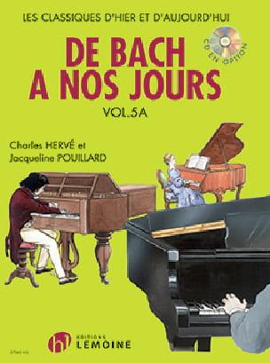 de Bach à nos Jours - Volume 5A - laflutedepan.be