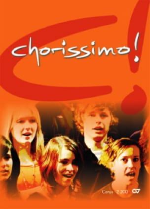 Chorissimo - Partition - Chœur - laflutedepan.com