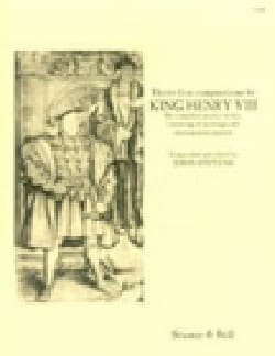 35 Compositions - Henry Vlll KING - Partition - laflutedepan.com