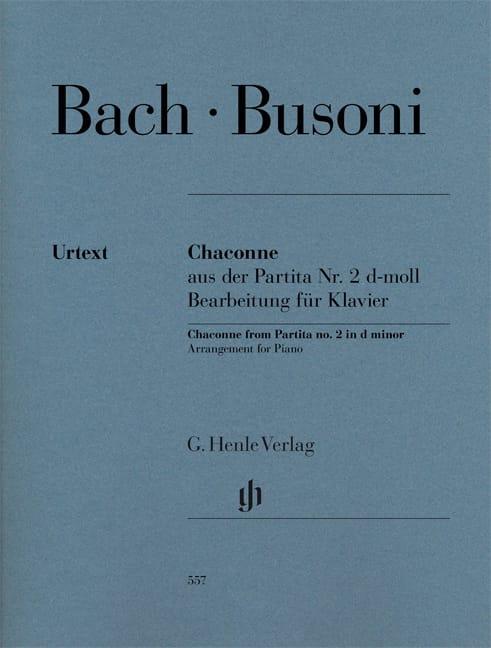 Chaconne BWV 1004 - laflutedepan.com
