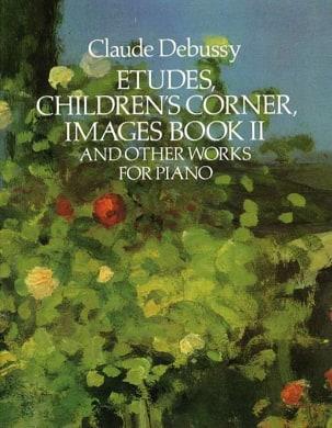 Etudes, Children's Corner, Images 2ème série.... DEBUSSY laflutedepan