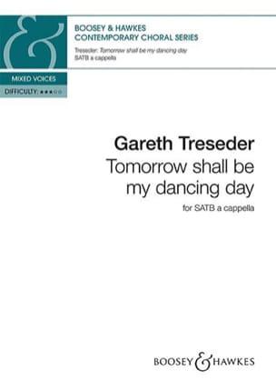 Tomorrow shall be my dancing day Gareth Treseder laflutedepan