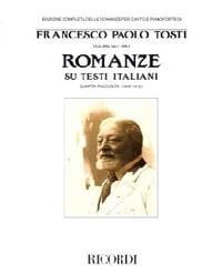 Romanze Su Testi Italiani - Quarta Raccolta - laflutedepan.com