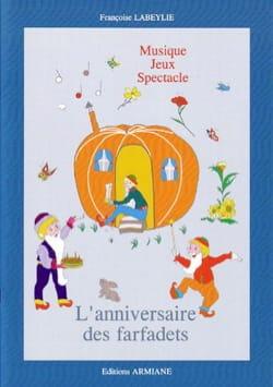 L'anniversaire des Farfadets Françoise Labeylie Partition laflutedepan