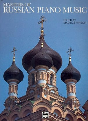 Masters Of Russian Music Partition Piano - laflutedepan
