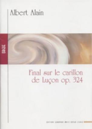 Final sur le Carillon de Luçon Op. 324 - laflutedepan.com