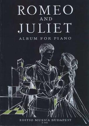 Roméo et Juliette Divers Partition Piano - laflutedepan