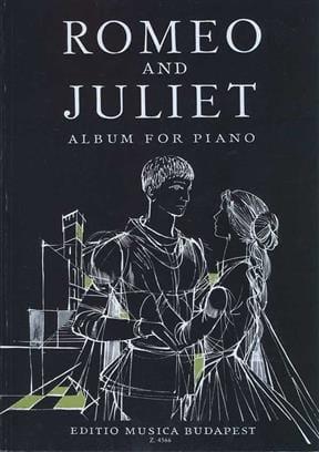 Roméo et Juliette - Divers - Partition - Piano - laflutedepan.com