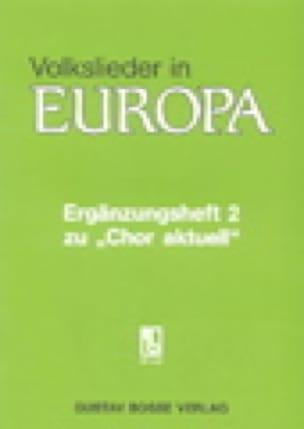 Chor Musik. - Partition - Chœur - laflutedepan.com