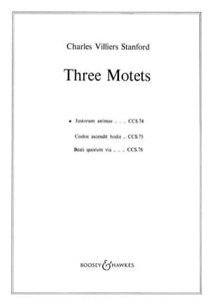 Justorum animae op. 38-1 Charles Villiers Stanford laflutedepan