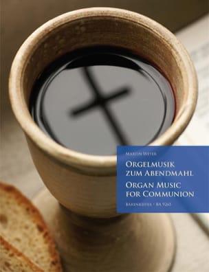 Musique d'orgue pour la Communion - Partition - laflutedepan.com