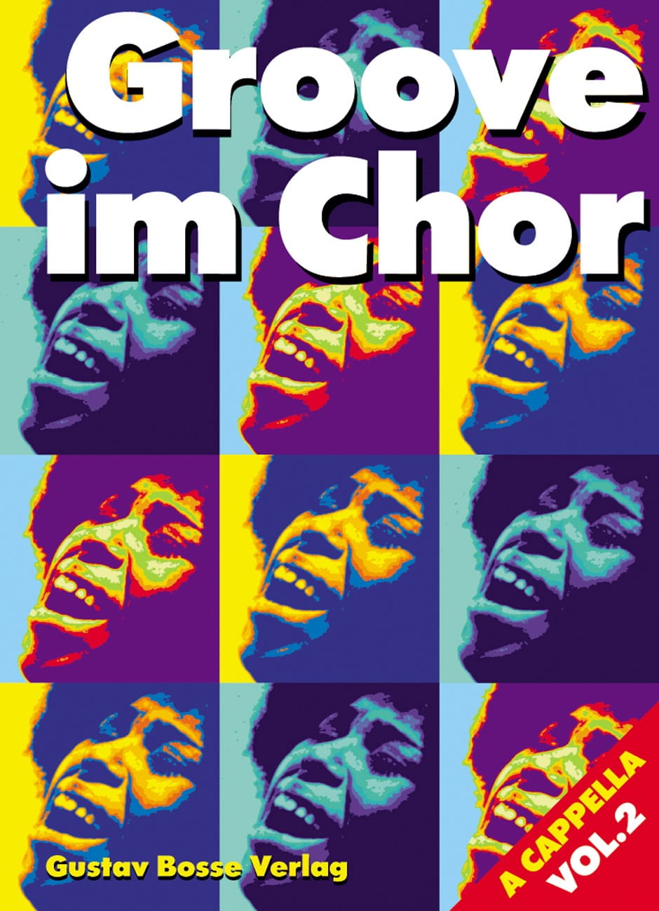 Groove In Chor 2 - Partition - Chœur - laflutedepan.com