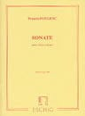 Sonate Pour 2 Pianos POULENC Partition Piano - laflutedepan