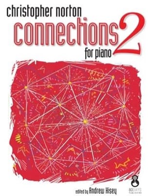 Connections for Piano 2 Christopher Norton Partition laflutedepan