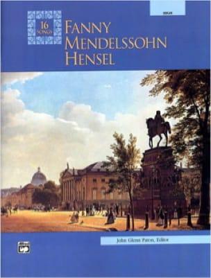 16 Songs. Voix Haute - Fanny Hensel-Mendelssohn - laflutedepan.com