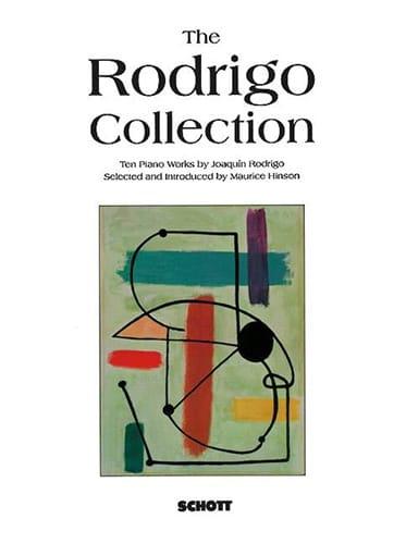 The Rodrigo Collection - RODRIGO - Partition - laflutedepan.com