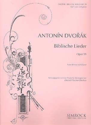 Biblische Lieder Opus 99 Voix Haute Version Fischer-Dieskau laflutedepan