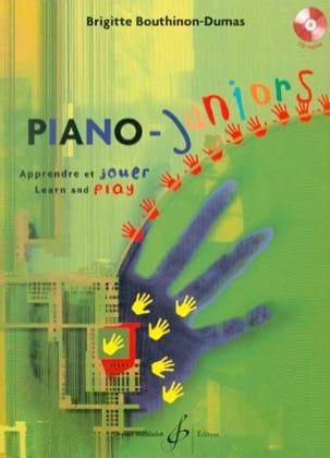 Piano-Junior Bouthinon-Dumas Partition Piano - laflutedepan