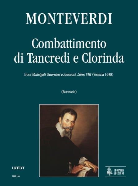 Combattimento Di Tancredi E Clorinda - MONTEVERDI - laflutedepan.com