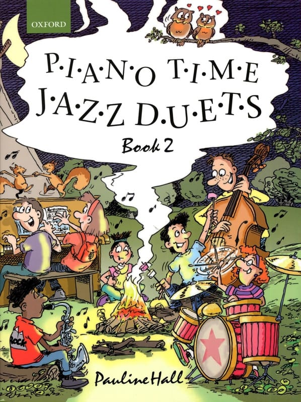 Piano Time Jazz Duets Volume 2. 4 mains - laflutedepan.com