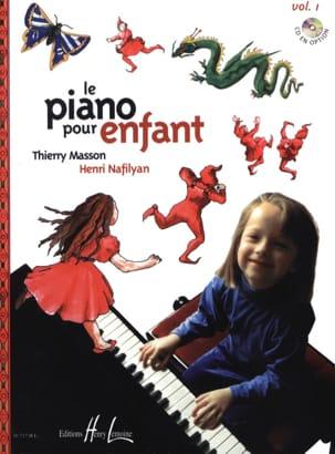 MASSON - NAFILYAN - 子供のためのピアノ第1巻 - Partition - di-arezzo.jp
