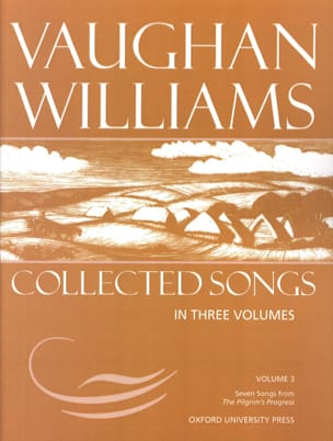 Collected Songs Volume 3 WILLIAMS VAUGHAN Partition laflutedepan
