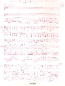 Wiegenlied - SCHOENBERG - Partition - Duos - laflutedepan.com