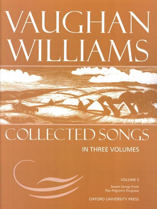 Collected Songs Volume 3 - WILLIAMS VAUGHAN - laflutedepan.com